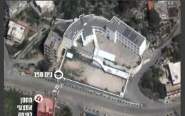 אתר לאחסון אמצעי לחימה של חיזבאללה בלבנון