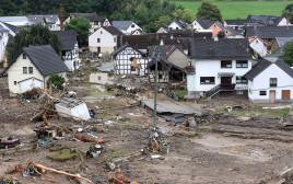 שיטפונות בגרמניה