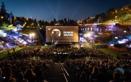 פסטיבל הקולנוע ירושלים בריכת הסולטן