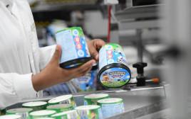 מפעל גלידה בן אנד ג'ריס בבאר טוביה