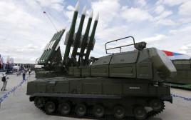 מערכת הגנה אווירית Buk-M2E