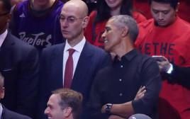 ברק אובמה, אדם סילבר