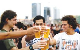 אין על בירה