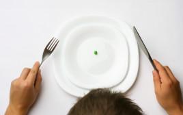 אוכל דיאטטי (אילוסטרציה)