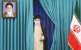 עלי חמינאי, המנהיג העליון של איראן