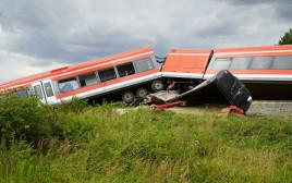 תאונת רכבת