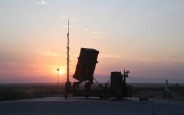 """ניסוי ירי ראשון בסוללת 'כיפת ברזל' בארה""""ב, בשיתוף חברת """"רפאל"""" ומשרד הביטחון"""