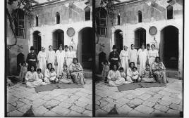 משפחה יהודית בחלב