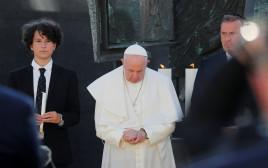 האפיפיור והקהילה היהודית בברטיסלבה