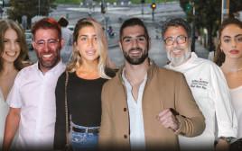 יעל שלביה, חיים כהן, פיטר פלצ'יק, מעיין אשכנזי, אורן חזן, מעיין רובין