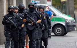 המשטרה הגרמנית