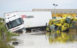 הצפות בצרפת בעקבות ההתחממות הגלובלית ומשבר האקלים