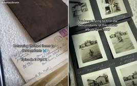 אלבום התמונות החביא בתוכו סוד משפחתי