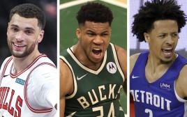 מפוצלת NBA