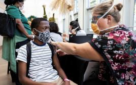 """חיסון ילדים בארה""""ב"""