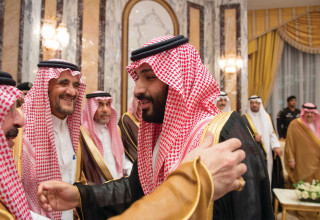 מוחמד בן סלמאן, יורש העצר של סעודיה