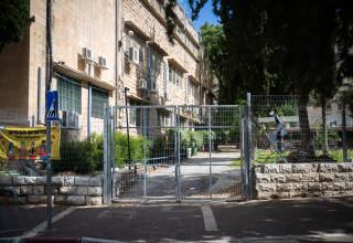 הגימנסיה בי-ם סגורה בעקבות אבחון התלמידים החולים
