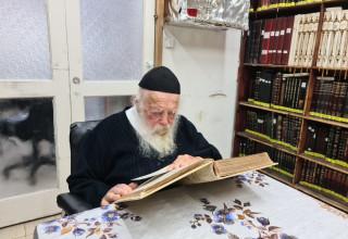 הרב חיים קנייבסקי