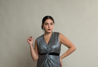 ברק להב, שמלה 1190