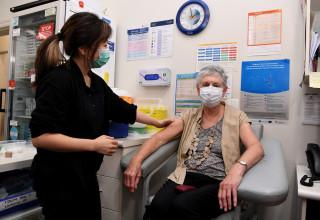 מבצע חיסוני קורונה באוסטרליה