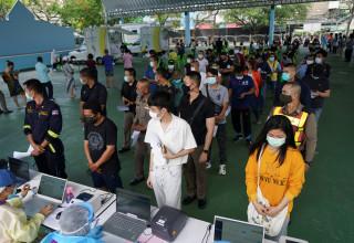 התפרצות הקורונה בתאילנד