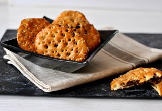 עוגיות ממולאות תמרים / בעאבע בתמר