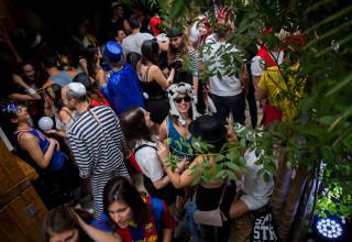 מסיבה בפורים