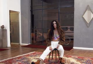 לילך פנינה ליבנה בגלריה לתערוכות פרפורמטיביות