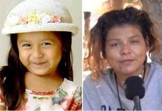 סופיה סוארז והאישה שטוענת כי נחטפה