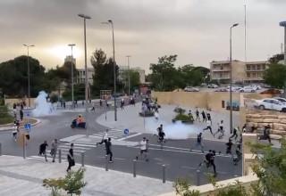 עימותים באוניברסיטה העברית