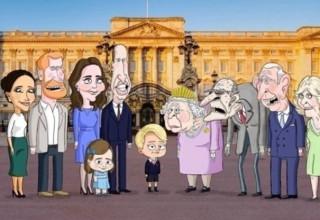 """""""הנסיך"""", סדרת הקאלט על משפחת המלוכה הבריטית"""