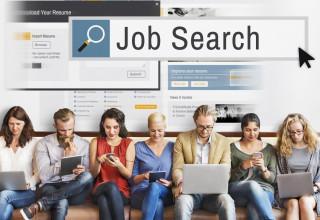 חיפוש עבודה אונליין