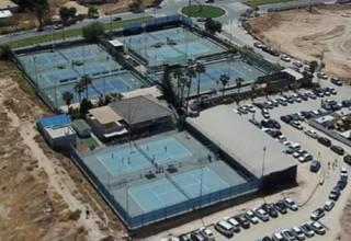 מרכז הטניס בבאר שבע