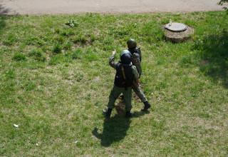 ירי בבית הספר ברוסיה