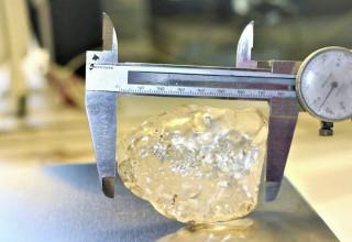 היהלום השלישי בגודלו בהיסטוריה