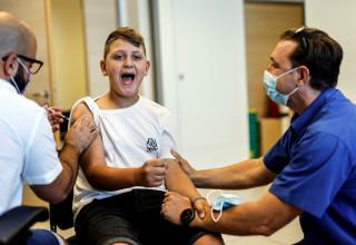 חיסון ילדים