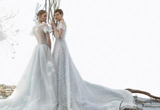 שמלת סלסט ושמלת איידן עיצוב מירה צבילינגר