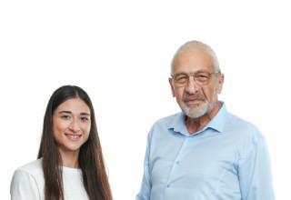 דיאנה ויסמן וזאב שטח