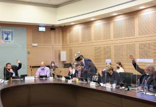 ועדת הכספים מצביעה על החוק להעלאת גיל הפרישה לנשים