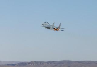 """מטוסי חיל האוויר תרגיל """"Blue flag"""""""