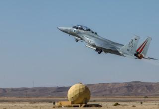 מטוס קרב F-15 של חיל האוויר