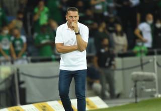 מאמן מכבי חיפה ברק בכר