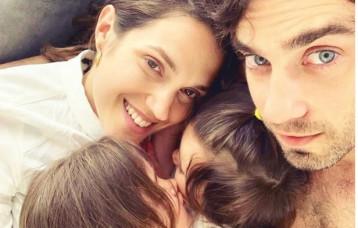 מארינה מקסימיליאן, גיא מנטש והילדים
