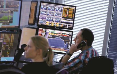 מסחר במניות בינאריות, אילוסטרציה