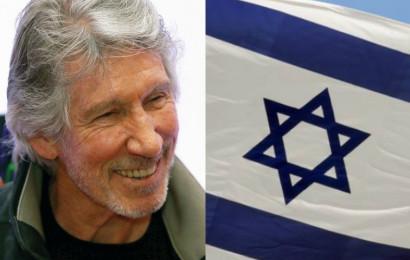 רוג'ר ווטרס דגל ישראל