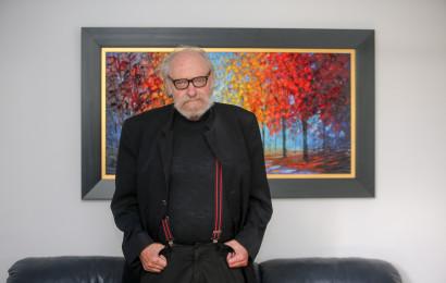 פרופסור מרדכי רוטנברג