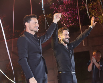 """אסי בוזגלו הוא הזוכה הגדול בגמר """"הישרדות VIP"""""""