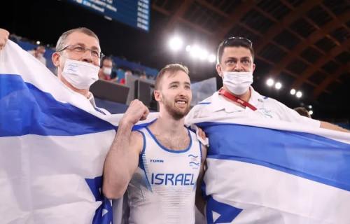 החגיגות של הישראלים בטוקיו