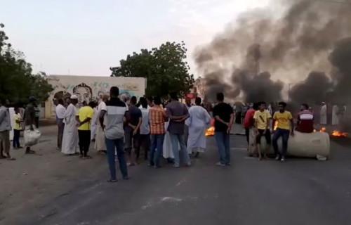 עימותים נגד נסיון ההפיכה בסודן
