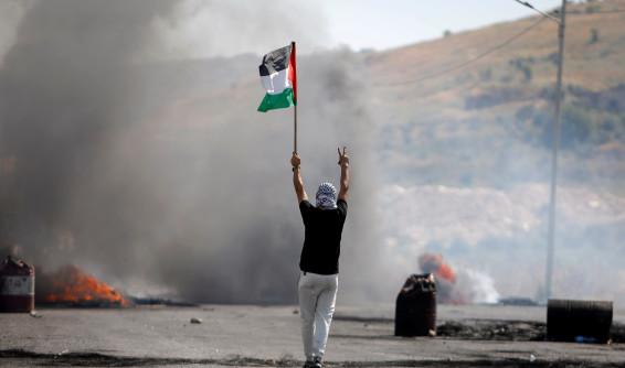פלסטינים בהפרות סדר ביהודה ושומרון
